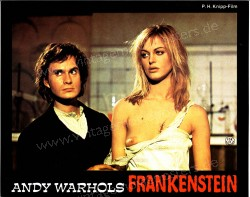 Andy Warhol's Frankenstein (Flesh for Frankenstein)