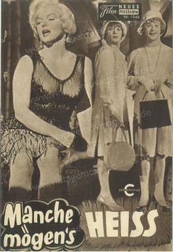 Manche mögen's heiss (Some Like It Hot)