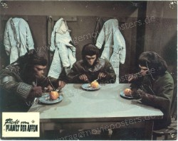 Escape from the Planet of the Apes (Escape from the Planet of the Apes)