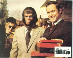 Flucht vom Planet der Affen (Escape from the Planet of the Apes)