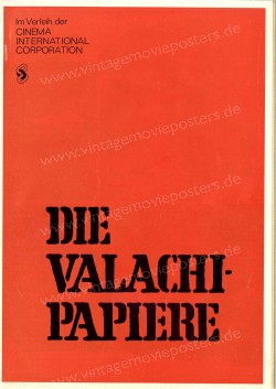 Valachi-Papiere, Die (Valachi Papers, The)