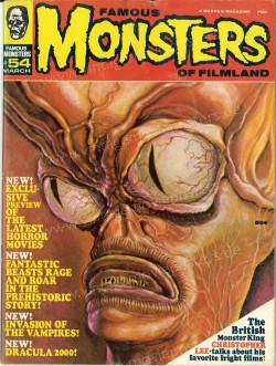 Famous Monsters of Filmland (1958 - 1983 (Famous Monsters of Filmland ( 1958 - 1983)