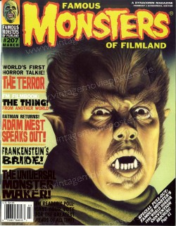 Famous Monsters of Filmland (1993 - (Famous Monsters of Filmland (1993 -)