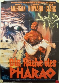 Rache des Pharao, Die (Curse of the Mummy's Tomb, The)