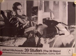 39 Stufen, Die (39 Steps, The)