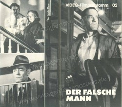 Falsche Mann, Der (Wrong Man, The)