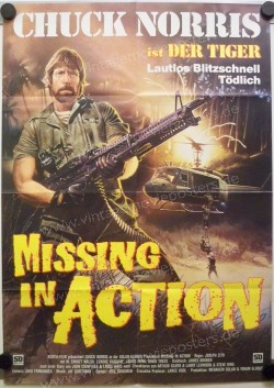 Missing in Action (Missing in Action)