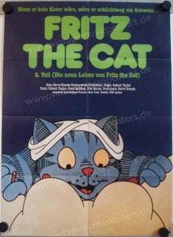 Neun Leben des Fritz the Cat, Die (Nine Lives of Fritz the Cat)