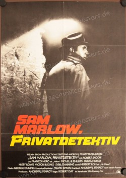 Sam Marlowe, Privatdetektiv (Man with Bogart's Face, The)