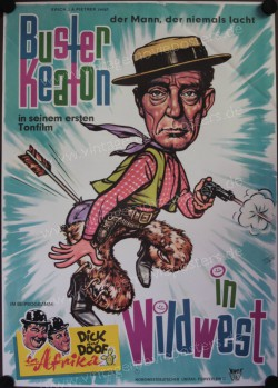 Buster Keaton in Wild-West (Buster Keaton in Wild West)