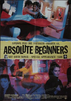 Absolute Beginners - Junge Helden (Absolute Beginners)