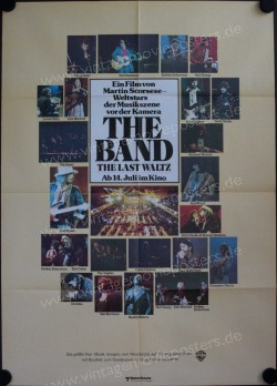 Band, The - The Last Waltz (Last Waltz, The)