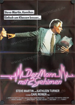 Mann mit zwei Gehirnen, Der (Man With Two Brains, The)