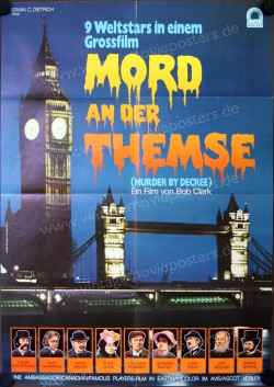 Mord an der Themse (Murder by Decree)
