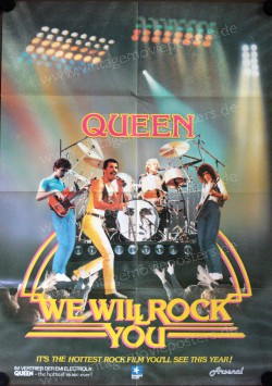Queen: We will Rock you (We Will Rock You: Queen Live in Concert)