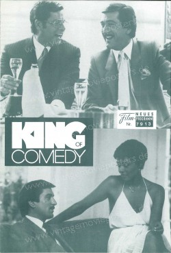 King of Comedy (King of Comedy, The)