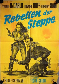 Rebellen der Steppe (Calamity Jane and Sam Bass)