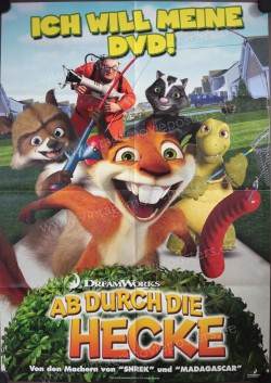 Ab durch die Hecke (Over the Hedge)