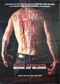 Clive Barker's Book of Blood (Book of Blood)