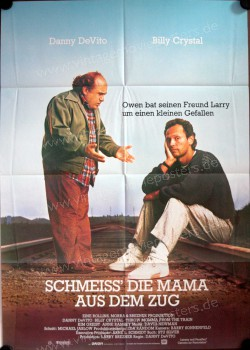 Schmeiß' die Mama aus dem Zug (Throw Momma from the Train)