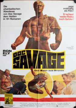 Doc Savage: The Man of Bronze (Doc Savage: The Man of Bronze)