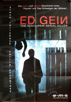 Ed Gein: The Wisconsin Serial Killer (In the Light of the Moon)