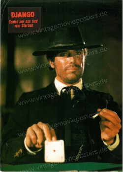 I Am Sartana, Trade Your Guns for a Coffin (C'è Sartana... vendi la pistola e comprati la bara)
