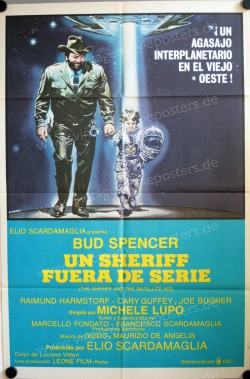 Sheriff and the Satellite Kid, The (Uno Sceriffo extraterrestre - poco extra e molto terrestre)