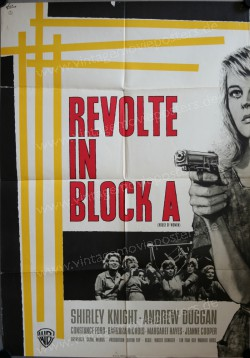 Revolte in Block A (House of Women)