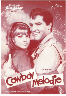 Cowboy-Melodie (Tickle Me)