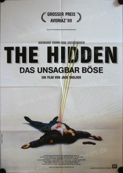 Hidden - Das unsagbar Böse, The (Hidden, The)