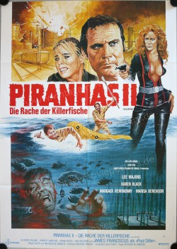 Piranhas II - Die Rache der Killerfische (Killer Fish)