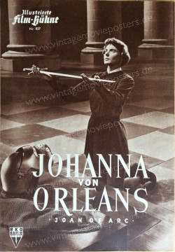 Johanna von Orleans (Joan of Arc)