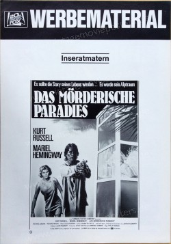 Mörderische Paradies, Das (Mean Season, The)