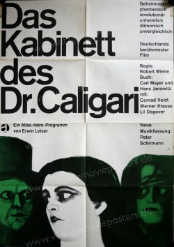Cabinet of Dr. Caligari, The (Cabinet des Dr. Caligari, Das)