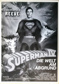 Superman IV - Die Welt am Abgrund (Superman IV: The Quest for Peace)