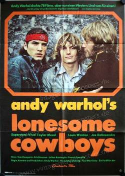 Andy Warhol's Lonesome Cowboys (Andy Warhol's Lonesome Cowboys)