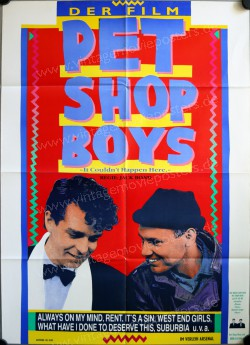 Pet Shop Boys - Der Film (It couldn't happen here)