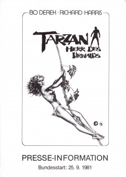 Tarzan, the Ape Man (Tarzan, the Ape Man)