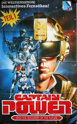 Captain Power and the Soldiers of the Future (Captain Power and the Soldiers of the Future)