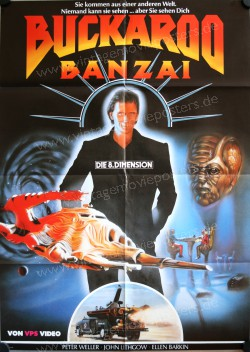 Adventures of Buckaroo Banzai Across the 8th Dimension, The (Adventures of Buckaroo Banzai Across the 8th Dimension, The)