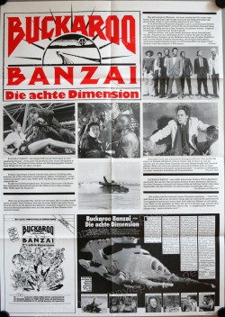 Buckaroo Banzai - Die 8. Dimension (Adventures of Buckaroo Banzai Across the 8th Dimension, The)