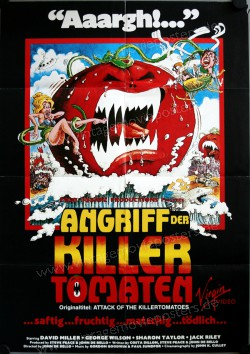 Angriff der Killertomaten (Attack of the Killer Tomatoes!)