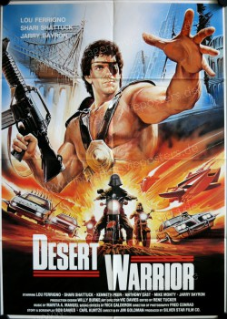 Desert Warrior (Desert Warrior)