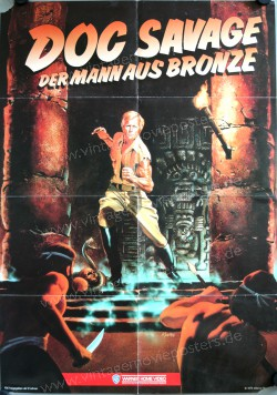 Doc Savage - Der Mann aus Bronze (Doc Savage: The Man of Bronze)