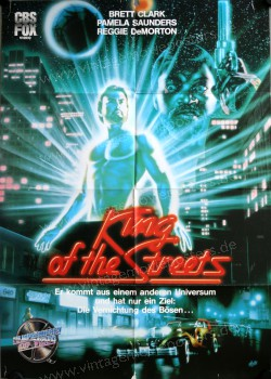 King of the Streets (Alien Warrior)