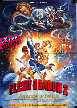 Flesh Gordon 2 - Schande der Galaxis (Flesh Gordon Meets the Cosmic Cheerleaders)