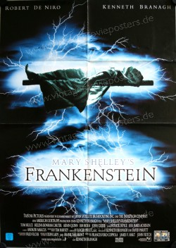 Mary Shelley's Frankenstein (Frankenstein)