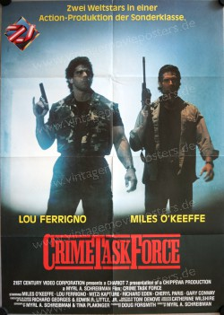Crime Task Force (Liberty & Bash)