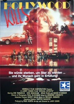Hollywood Kills (Special Effects)